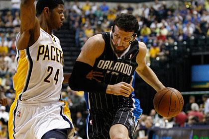 Игрока клуба НБА дисквалифицировали на 20 матчей