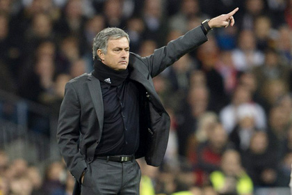 Моуринью объяснил преимущество «Реала» над «МЮ» английской культурой