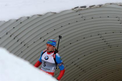Антон Шипулин завоевал «серебро» ЧМ по биатлону