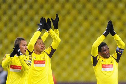 Российская премьер-лига признала честным матч «Амкар» — «Анжи»