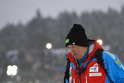 Тренер российских биатлонисток остался доволен чемпионатом мира