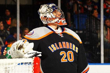 Набоков пропустил семь шайб в матче НХЛ
