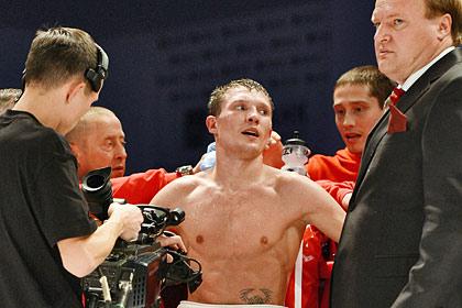 Российский боксер проведет защиту чемпионского титула