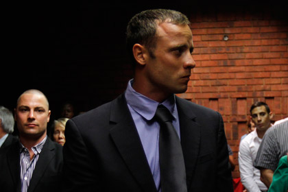 Оскар Писториус признался в убийстве своей девушки