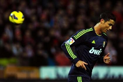 Роналду забил свой первый автогол