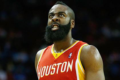 Обладатель лучшей бороды в НБА установил рекорд результативности