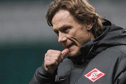 Карпин назвал норвежских футболистов «больными»