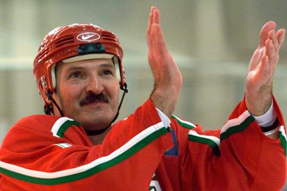 Лукашенко стало стыдно за белорусский хоккей