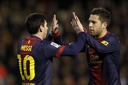 «Барселона» в третий раз в сезоне потеряла очки в чемпионате Испании