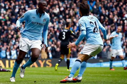 «Манчестер Сити» обыграл «Челси» в чемпионате Англии