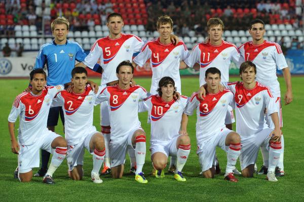 В рамках подготовки к Euro-2013 российская молодежка сыграет с Италией и Испанией