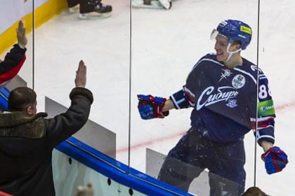 «Сибирь» вышла вперед в серии с «Авангардом» в Кубке Гагарина