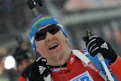 Россиянин выиграл бронзу чемпионата Европы по биатлону