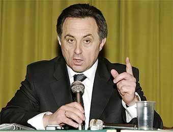 Виталий Мутко: «Пусть Газзаев лучше «Аланию» тренирует, а то ведь вылетят на фиг»