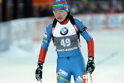 Россияне проиграли медальный зачет на чемпионате Европы по биатлону