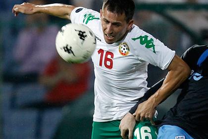 Болгарскому футболисту выбили пять зубов во время матча