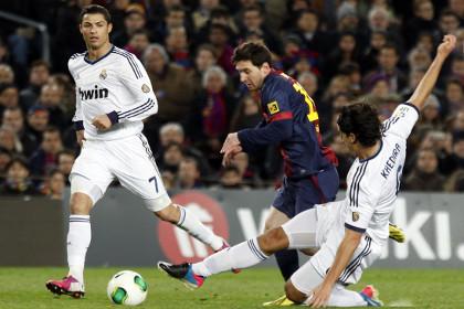 «Реал» обыграл «Барселону» в матче Кубка Испании