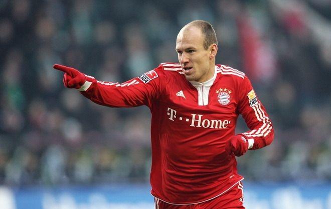 «Бавария» одолела дортмундскую «Боруссию»