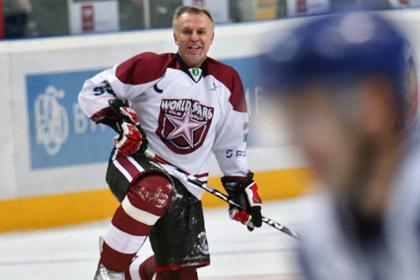 Вячеслав Фетисов отказался болеть за ЦСКА