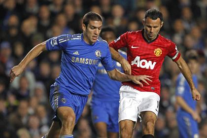 «Челси» сыграет с «Манчестер Юнайтед» в Кубке Англии