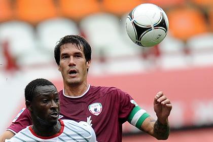 Защитника «Рубина» дисквалифицировали на три еврокубковых матча