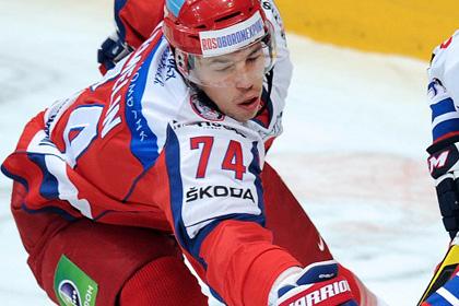 Российский игрок НХЛ забросил первую шайбу в сезоне