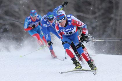 Провал российских лыжников объяснили плохой смазкой