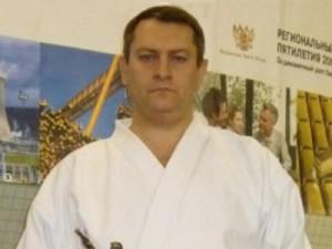 Ярцевский каратист стал пятикратным чемпионом России