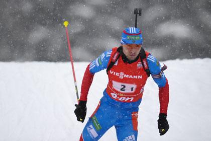Определился состав сборной России на первую гонку ЧМ по биатлону