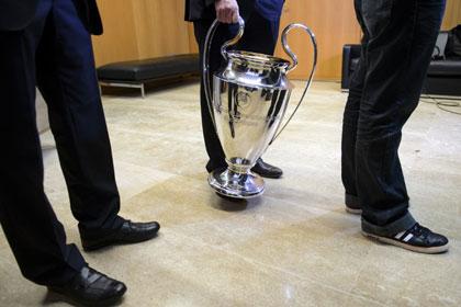 В Лиге чемпионов нашли договорные матчи