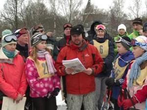 Смоленские горнолыжники пытаются добиться открытия подъемника