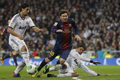 «Реал» и «Барселона» сыграли вничью в Кубке Испании
