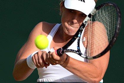 Российская теннисистка пропустит матч Кубка Федерации