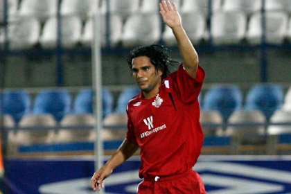 Израильского футболиста арестовали во время матча