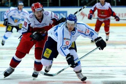 Российские хоккеисты обыграли финнов на третьем этапе Евротура