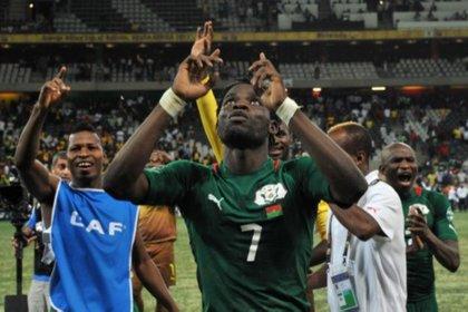Буркина-Фасо впервые вышла в финал Кубка Африки