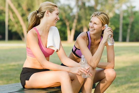10 Мифов О Занятиях Спортом