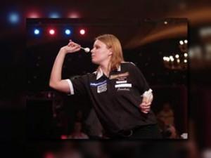Анастасия Добромыслова выиграла чемпионат мира по дартсу
