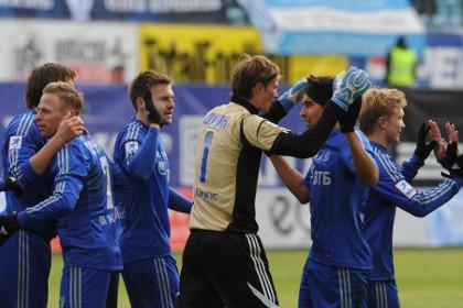 «Динамо» и ЦСКА одержали победы в премьер-лиге