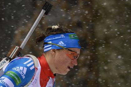 Назван состав сборной России по биатлону на заключительный этап Кубка мира