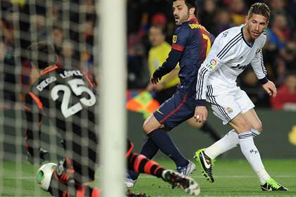 «Реал» сыграет с «Барселоной» полурезервным составом