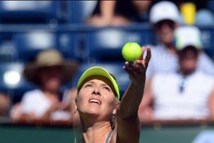 Шарапова вышла в 1/4 финала турнира в Индиан-Уэллсе