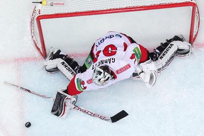 Канадский вратарь побил рекорд КХЛ