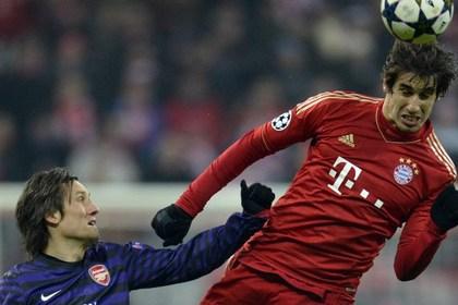 «Бавария» и «Малага» вышли в 1/4 финала Лиги чемпионов