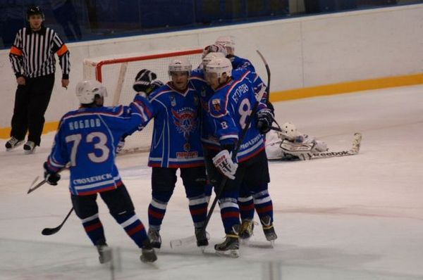 Смоленский «Славутич» вышел в полуфинал