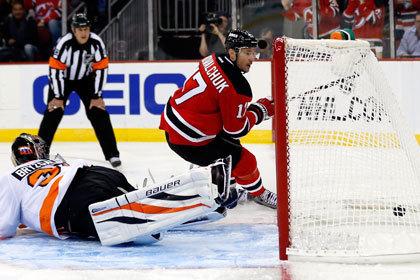 Ковальчук стал автором победной шайбы в матче НХЛ