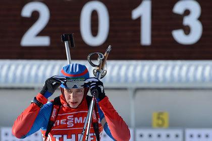 Промах стоил российской биатлонистке медали на этапе Кубка мира