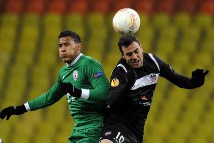 «Рубин» прошел в 1/4 финала Лиги Европы