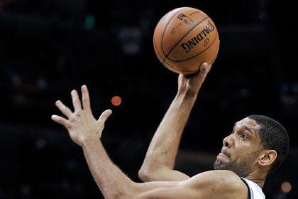 «Сан-Антонио» обеспечил себе место в плей-офф НБА