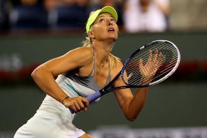 Шарапова вышла в финал турнира в Индиан-Уэллсе